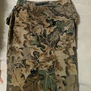 Other - Men's camo cargo hunting pants